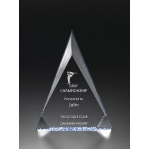 Etching Triangle Award